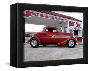 Billy F. Gibbons ZZ Top Car by David Perry
