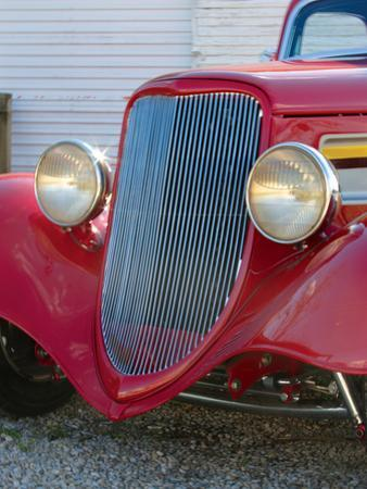 Billy F. Gibbons ZZ Top Car