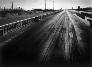 Famoso Drag Strip by David Perry
