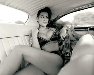 Pin-Up Girl: Back Seat Bikini