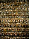 Frescoes on Ceiling of Debre Berham (Debre Birhan Selassie) Church, Gondar, Ethiopia, Africa-David Poole-Photographic Print