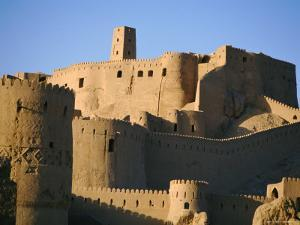 The Inner Citadel, Arg-E Bam, Bam, Iran, Middle East by David Poole