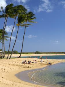 Salt Pond Park Located on the Island of Kauai, Hawaii, USA by David R^ Frazier