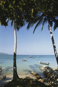 Thailand, Phuket Island, Kalim Beach by David R^ Frazier