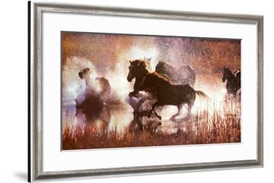 The LX Saddle Horses