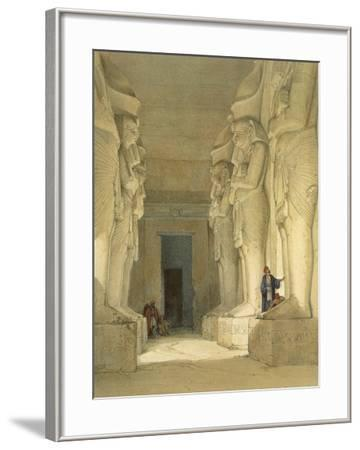 Excavated Temple of Gysha, Nubia, from Egypt and Nubia, Vol.1