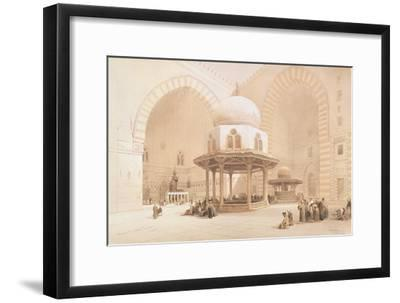 Mosque of Sultan Hassan, 1848