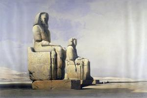 Thebes, December 4th 1838, 19th Century by David Roberts