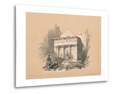 Tomb of Zechariah, 1855