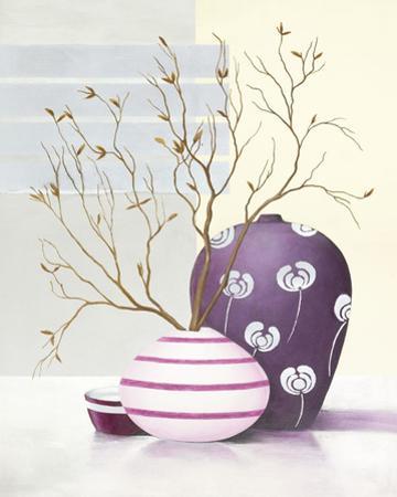 Purple Temptation I by David Sedalia