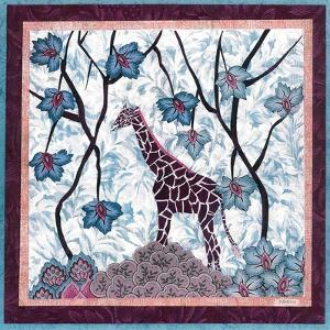 Giraffe by David Sheskin