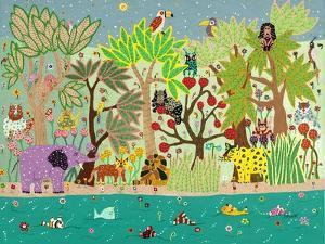 Jungle Beasts by David Sheskin