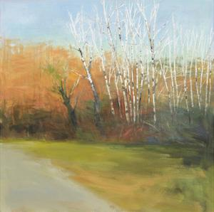 Autumn Stroll by David Skinner