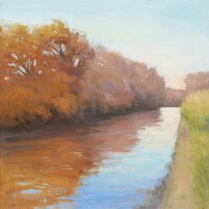 Creekside Stroll by David Skinner