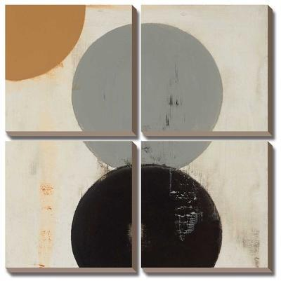 Terra Circles II by David Skinner