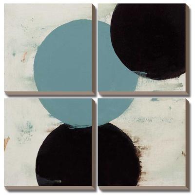 Terra Circles III by David Skinner