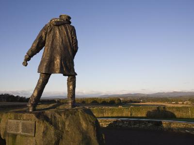 David Stirling Monument, Near Doune, Stirlingshire, Scotland, United Kingdom, Europe-Jean Brooks-Photographic Print