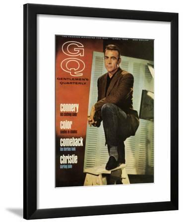 GQ Cover - April 1966