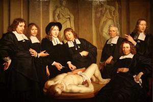 Anatomy Lesson by David Teniers