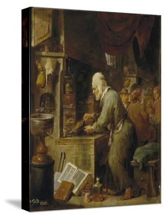 An Alchemist, 1631-1640