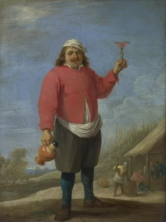 Autumn (From the Series the Four Season), C. 1644