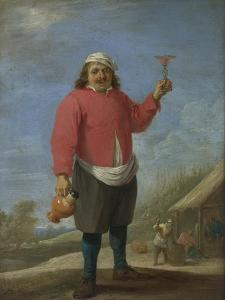 Autumn (From the Series the Four Season), C. 1644 by David Teniers the Younger