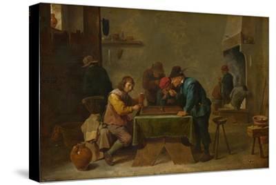 Backgammon Players, C. 1645