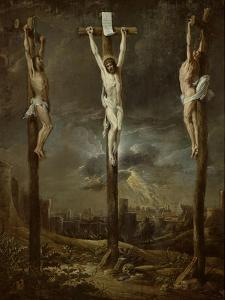 Calvary by David Teniers the Younger