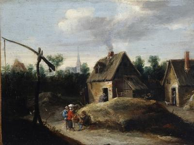 Country Landscape, 17th Century