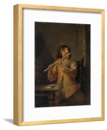 Flautist, 1630S