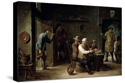 In a Tavern, 1640S