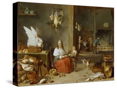Kitchen Interior, 1644