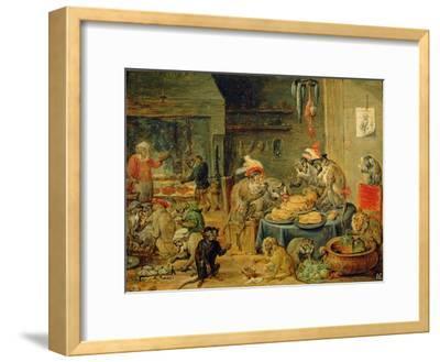Monkey Banquet, 1810