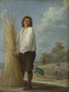 Summer (From the Series the Four Season), C. 1644 by David Teniers the Younger