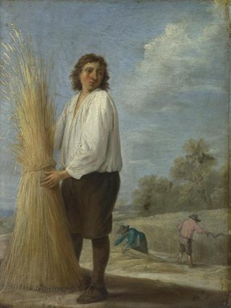 Summer (From the Series the Four Season), C. 1644
