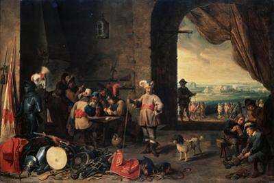 The Guardroom, 1642