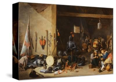 The Interior of a Guardroom, C.1640S