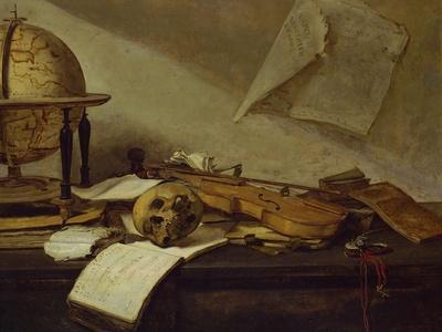 Vanite du Savoir - Vanity of knowledge