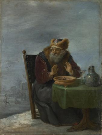 Winter (From the Series the Four Season), C. 1644