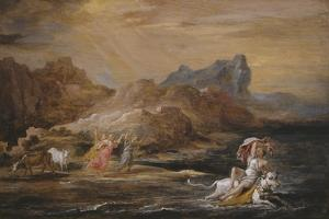 The Rape of Europa, 1654-56 by David the Younger Teniers
