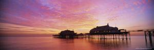 The Derelict West Pier, Brighton, East Sussex, Sussex, England, UK, Europe by David Tipling