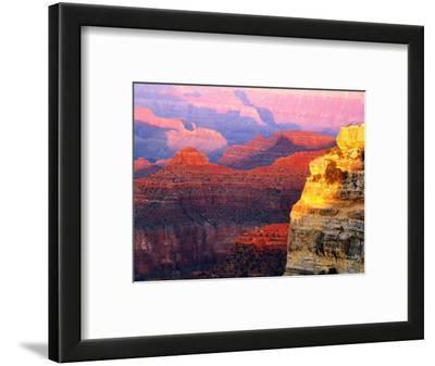 Grand Canyon from South Rim at Hopi Point, Grand Canyon National Park, Arizona
