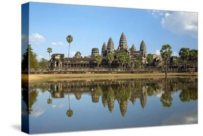 Angkor Wat Temple Complex, Angkor World Heritage Site, Siem Reap, Cambodia