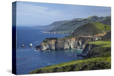 California Central Coast, Big Sur, Pacific Coast Highway, Viewed from Hurricane Point