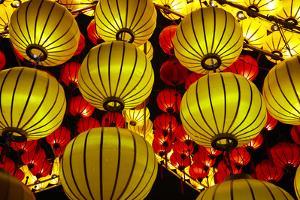 Lanterns, Hoi An, Vietnam by David Wall