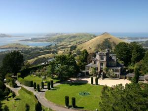 Larnach Castle and Otago Peninsula, Dunedin, New Zealand by David Wall