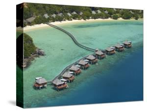 Likuliku Lagoon Resort, Malolo Island, Mamanuca Islands, Fiji by David Wall