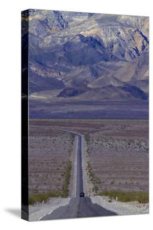 SR 190 Through Death Valley NP, Mojave Desert, California