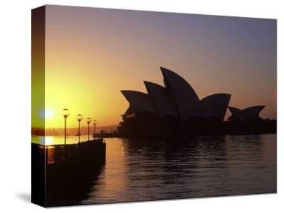 Sydney Opera House at Dawn, Sydney, Australia