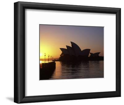 Sydney Opera House at Dawn, Sydney, Australia